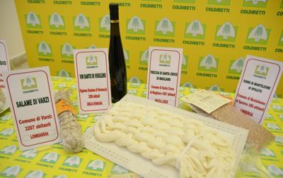 Anno cibo, Coldiretti stila mappa dei 5,5 mila borghi gourmet