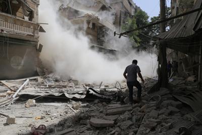 Siria, il regime riprende il controllo della Città Vecchia di Aleppo