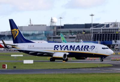 Sciopero Ryanair il 10 febbraio