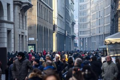 Istat: entro 2065 sette milioni di Italiani in meno