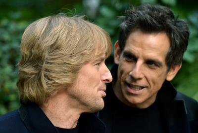 Ben Stiller e Owen Wilson a Roma per presentare Zoolander 2