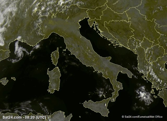 Meteo satellite